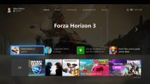Xbox One prepara un nuevo cambio de look a su interfaz