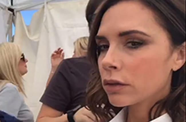Victoria Beckham teases Carpool Karaoke appearance with snap