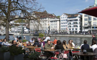 Zurich named greenest city in the world