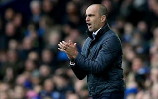 Crystal Palace v Everton: Martinez eager to live up to fan demands