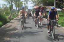 Celebrity Cycling Tour Bali