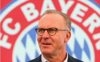 Rummenigge confirms Bayern will not buy defensive reinforcements