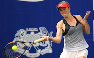 Svitolina makes first-round exit