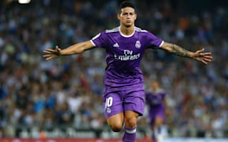 Fit-again James ready for Leganes