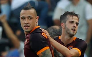 Nainggolan and Pjanic not for sale, insists Pallotta