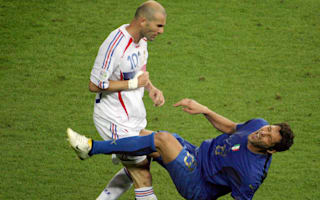Materazzi clarifies what he said to Zidane in 2006 World Cup final