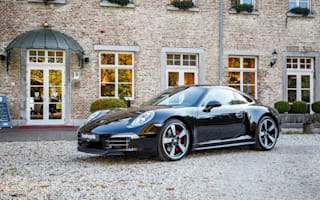 Anniversary Porsche 911 hits the market
