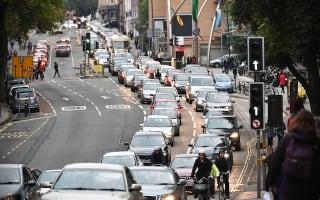 Drivers face Easter weekend gridlock
