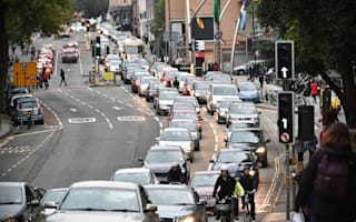 Drivers face Easter weekend gridlock