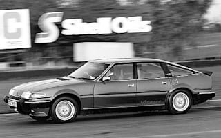 Police use classic Rover SD1 to catch fleeing suspects