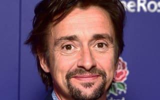 Hammond reassures concerned fans after motorcycle crash