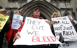 UN official probing 'bedroom tax'