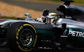 Hamilton insists he will continue to 'go for the gap'