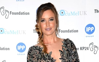 TV presenter Charlie Webster 'aware of a lot' during coma