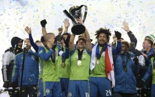 Seattle coach Schmetzer proud of 'tremendous moment'