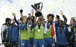 Seattle coach Schmetzer proud of 'tremendous moment'