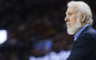 Spurs coach Gregg Popovich in no mood for fanfare after tying NBA record