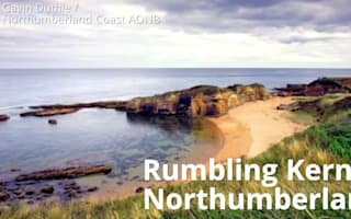 Britain's undiscovered beaches