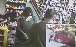 Video: Thief steals rent money from pregnant woman, she gives chase