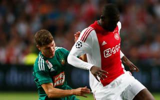 Charlton loan Arsenal striker Sanogo after premature end to Ajax spell