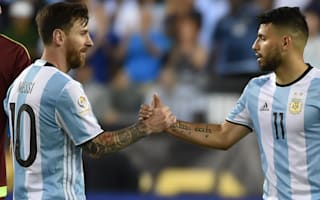 If Messi retires, so will Aguero - father