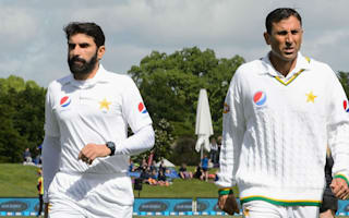 Younis, Misbah receive Wahab backing