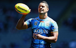 Everything is an option - Hayne open to rugby union switch