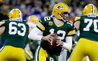 Rodgers keeps Packers hot in playoff win over Giants