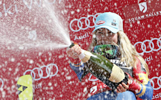 Champion-elect Shiffrin determined to keep improving