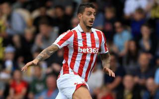 Stoke's Joselu heads to Deportivo on loan