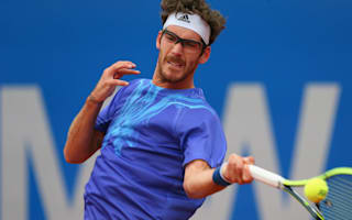 Gerald wins Melzer brother battle, Cuevas ousted in Umag