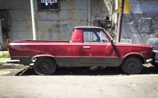 MINI Road Trip Day One: The cars of Buenos Aires
