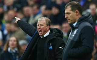 McClaren hails Newcastle composure after exiting drop zone