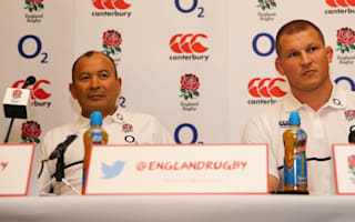 Jones confident in Hartley's ability to lead England