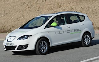 SEAT Altea XL Electric Ecomotive: First drive