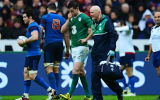Schmidt critical of refereeing after Ireland defeat