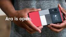 Project Ara vive: Google lanzará su teléfono modular en 2017