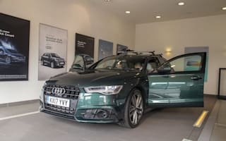 Boot-iful new Audi A6 joins the pack