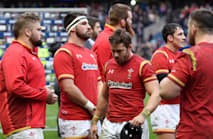 Halfpenny holds his hands up for turning down kick