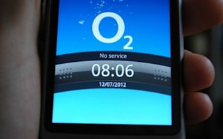 O2 personal and financial chats may be overheard