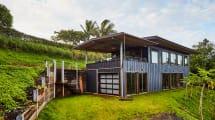 Esta casa no solo es autosuficiente: genera más energía de la que consume