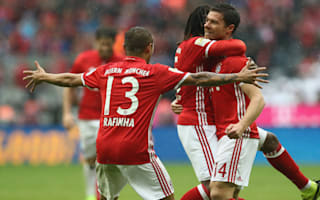 Bayern Munich 3 Ingolstadt 1: Alonso and Rafinha spare unconvincing champions