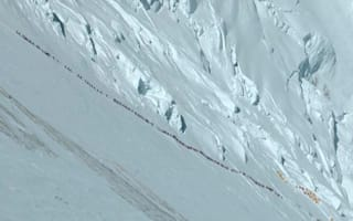 Video: Mount Everest 'traffic jam' could have contributed to four deaths