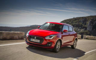 First Drive: Suzuki Swift