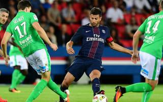Motta urges PSG improvement for Arsenal showdown