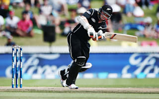Latham leads from the front as Black Caps seal Tri-Nation Series