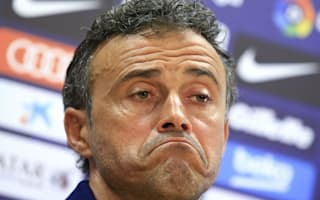 Luis Enrique marvels at 'near perfect' Barcelona