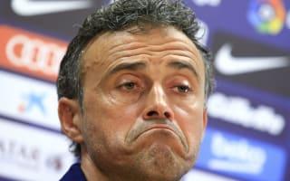 Luis Enrique dismisses Messi conspiracy theories