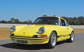 Porsche 911 RS named greatest appreciating classic car