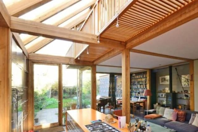 Grand Design Hackney home built for £400,000 now on sale for £2.25m